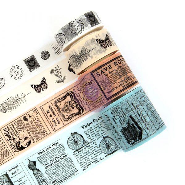 PTJ Vintage Decorative Tape