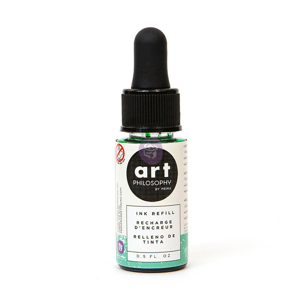 Color Philosophy Ink Refill 0.5fl.oz- Mermaid Hair