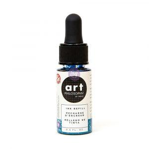 Color Philosophy Ink Refill - Atlas Blue