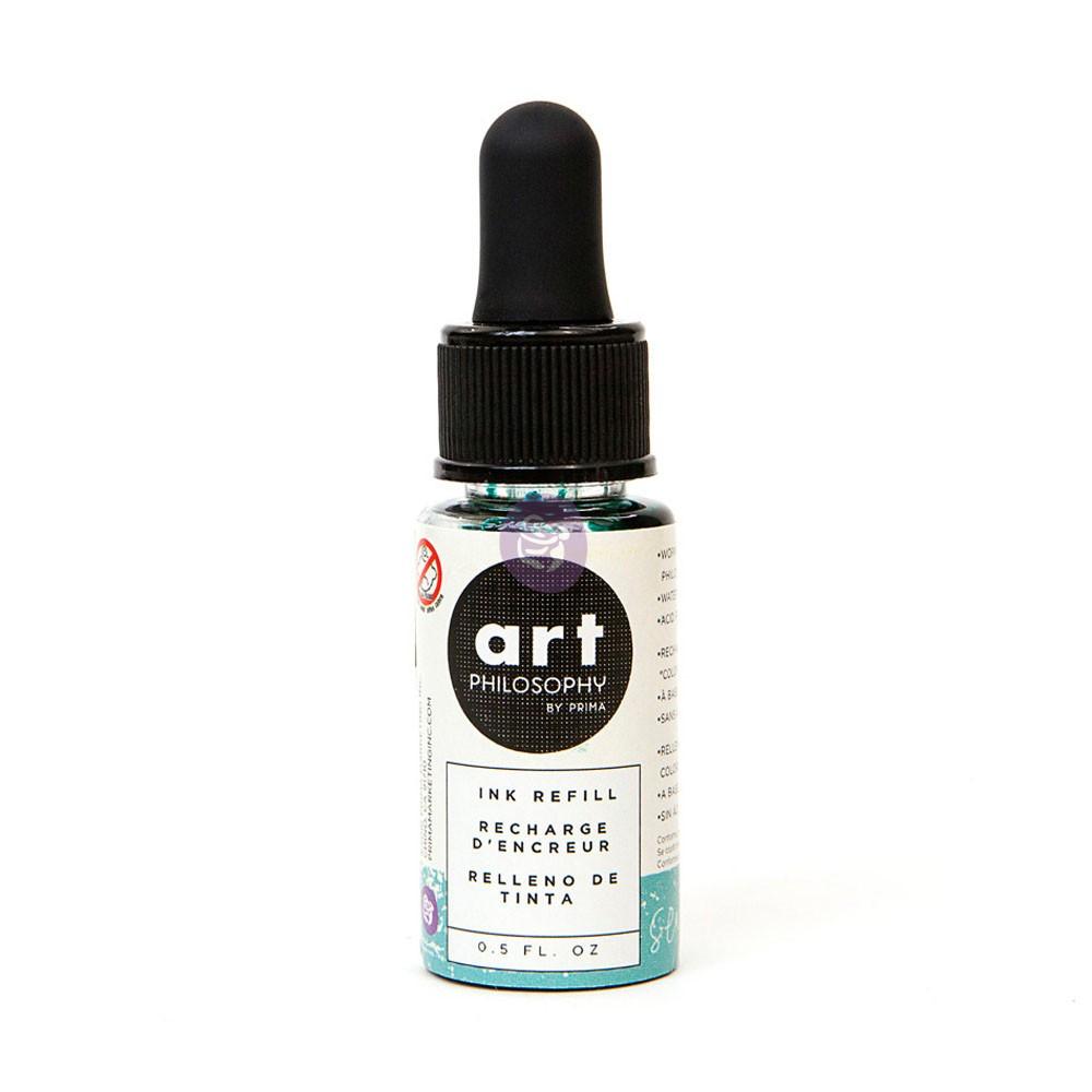 Color Philosophy Ink Refill 0.5fl.oz- Sea Breeze