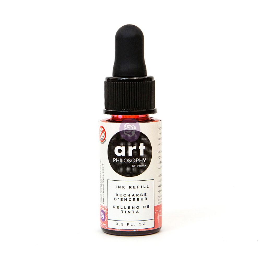 Color Philosophy Ink Refill 0.5fl.oz- Peony