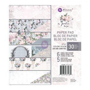 Poetic Paper 6x6 Paper Pad