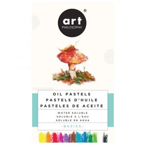 Watersoluble Oil Pastels - Basics
