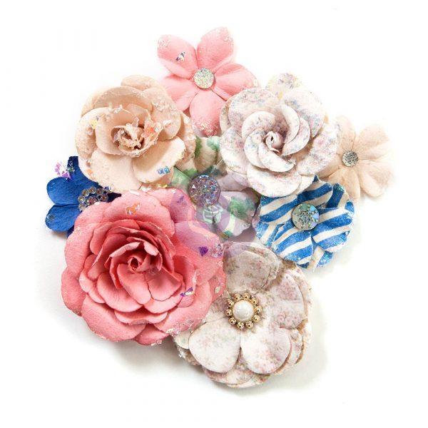 Santorini Flowers - Fira