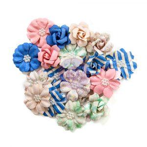 Santorini Flowers - Firostefan