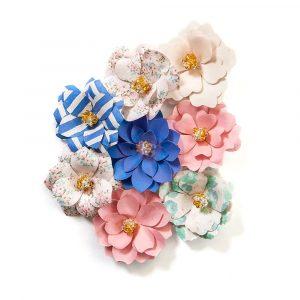 Santorini Flowers - Pygos