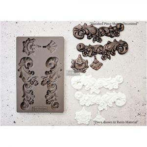 "Redesign Décor Moulds® 5""x8"" - Groeneville Crest"
