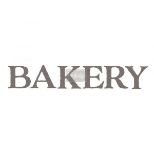 Redesign Transfer - Bakery 27.5x16