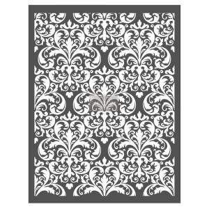 Redesign Stencils - Imperial Damask