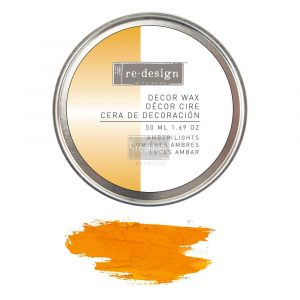Redesign Wax Paste - Amber Lights