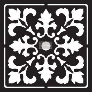 Redesign Concrete Stencil - Meknes