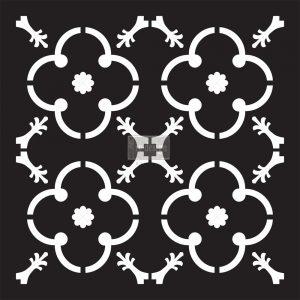 Redesign Concrete Stencil - Madina