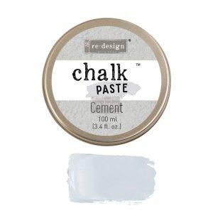 Redesign Chalk Paste - Cement