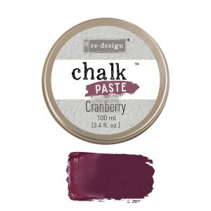 Redesign Chalk Paste - Cranberry