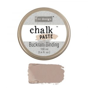 Redesign Chalk Paste - Buckram Binding