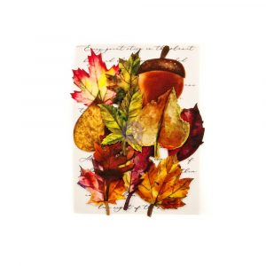 Leaf Embellishments - Fall Pine