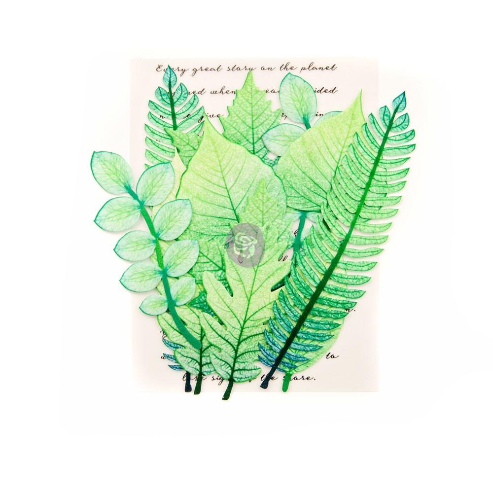 Leaf Embellishments - Mountain Pine