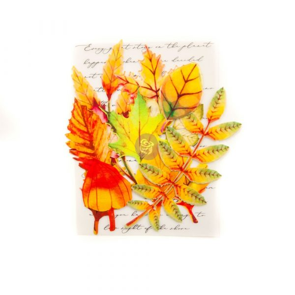 Leaf Embellishments - Autumn Maple