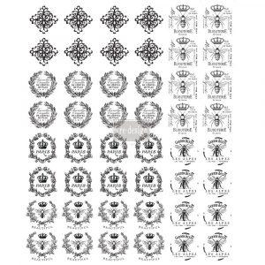 Redesign Knob Transfer - Parisienne