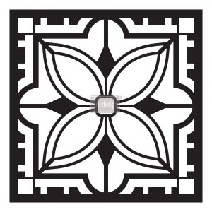 Redesign Paver Stencil - Aria