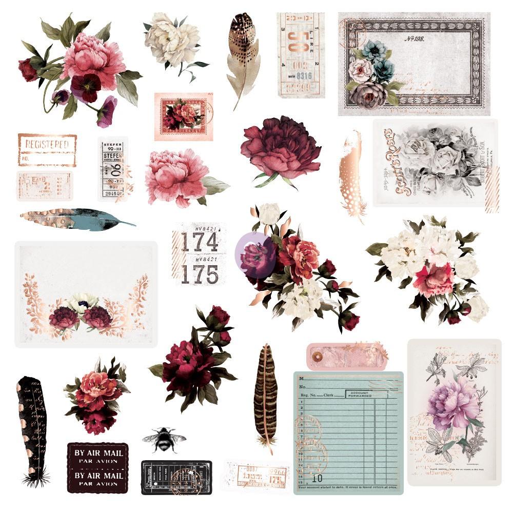 Midnight Garden Ephemera 1