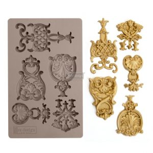 """Redesign Décor Moulds® 5""""x8"""" - Regal Emblems"""