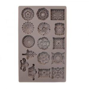 """Redesign Décor Moulds® 5""""x8"""" - Etruscan Accents"""
