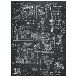 Redesign Decor Transfer - Industrial Mechanics