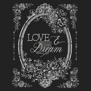 Redesign Decor Transfer - Love & Dream