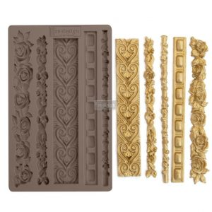 """Redesign Décor Moulds® 5""""x8"""" - Elegant Borders"""