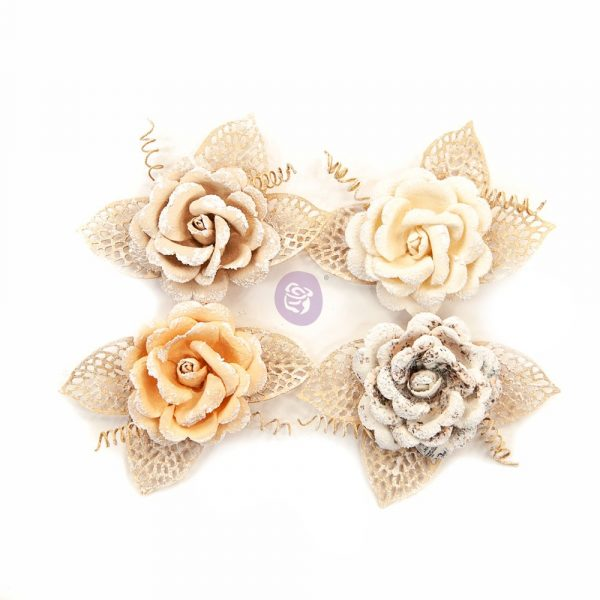 Prima Flowers® Pretty Pale Collection- Sand Dunes