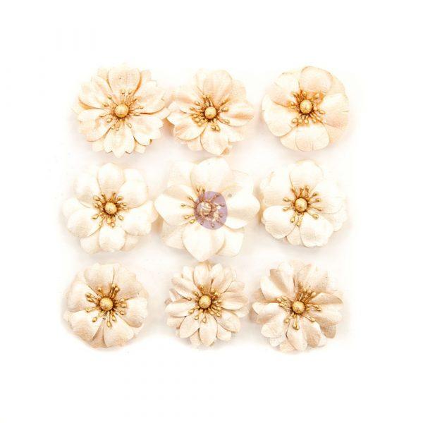 Pretty Pale Flowers - Barren