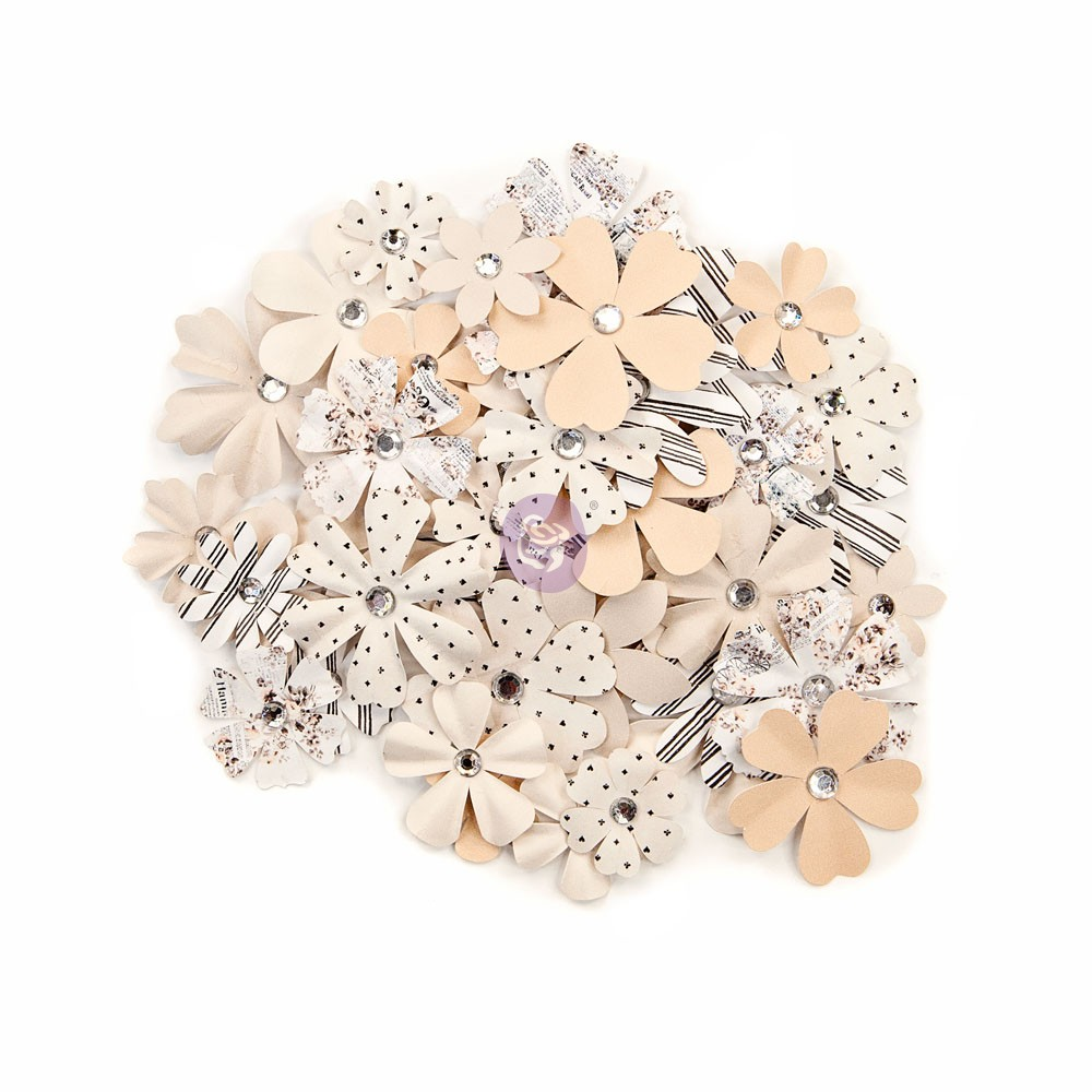 Prima Flowers® Pretty Pale Collection- Organic Beauty