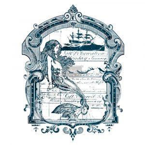 Redesign Decor Transfer - Mermaid