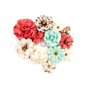 Midnight Garden Flowers - Elemental Beauty