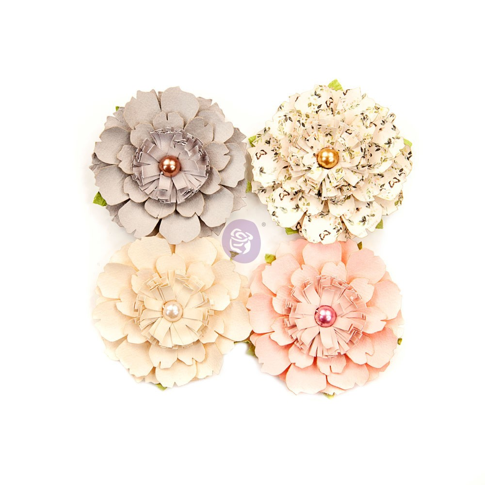 Spring Farmhouse Flowers - Heart & Home