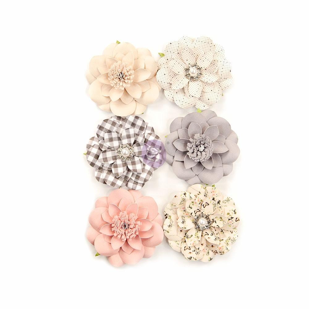 Spring Farmhouse Flowers - Blessings