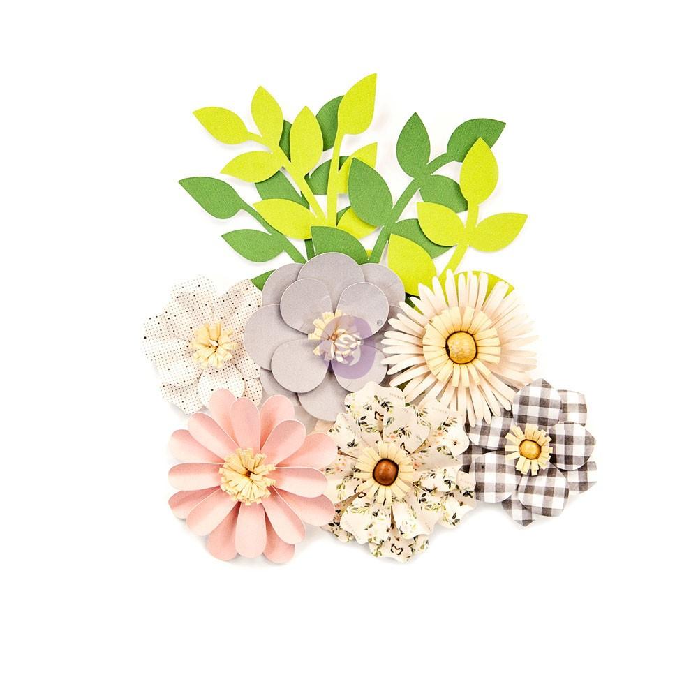Spring Farmhouse Flowers - Gather