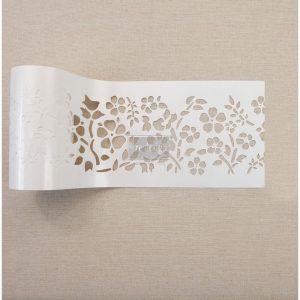 Redesign Stick & Style Stencil Roll - Royal Ann Garden