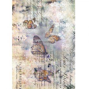 Redesign Decor Transfer - Monarch Grace