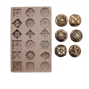 Redesign Mould - Curio Trinkets
