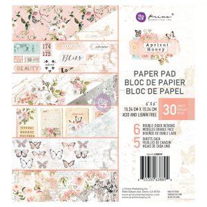 6x6 paper pad