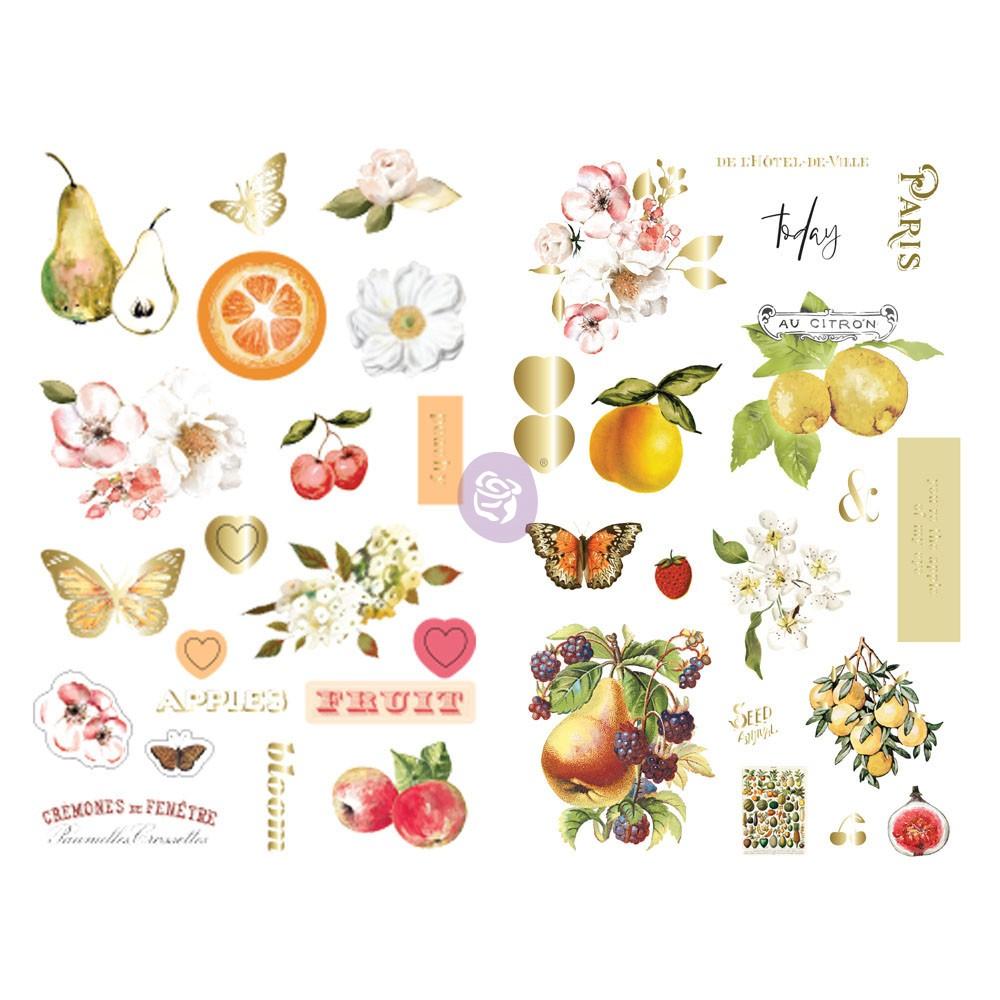 Fruit Paradise Chipboard