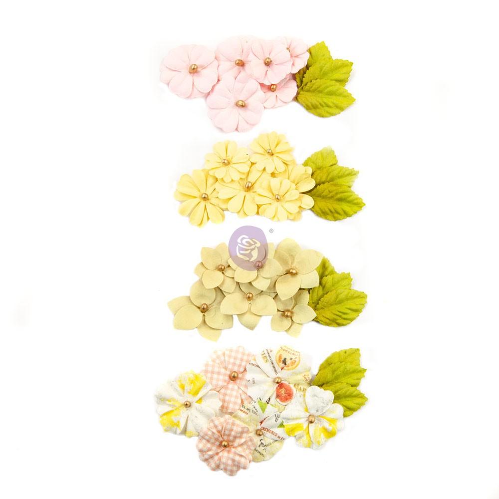Fruit Paradise Flowers - Lime Peel