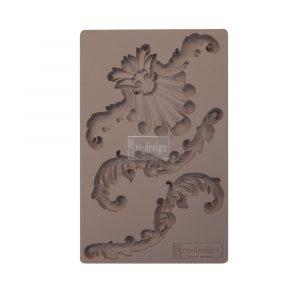 """Redesign Décor Moulds® 5""""x8"""" - Greco Crest"""