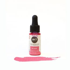 Art Philosophy Concentrated Watercolor 0.5 fl.oz - Blush