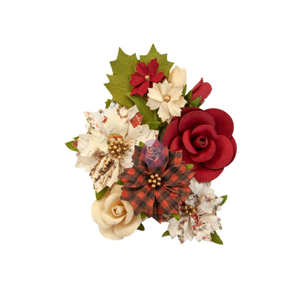 Christmas In The Country Flowers - Christmas Song