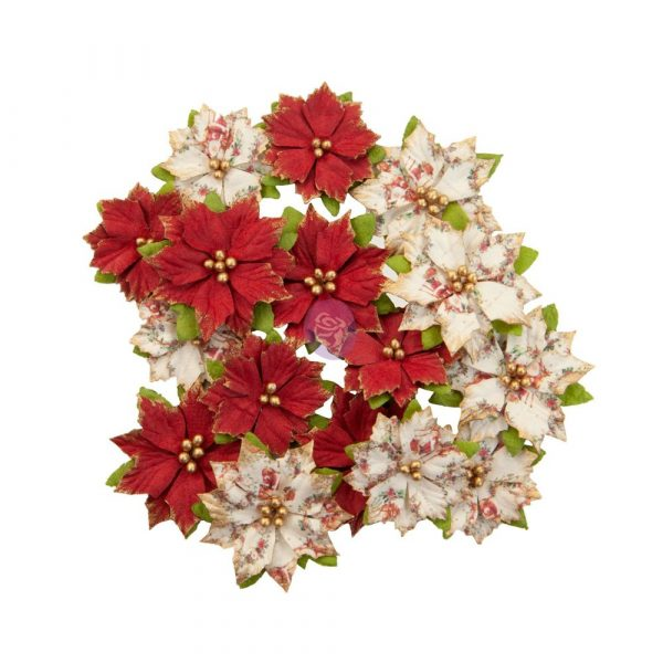 Christmas In The Country Flowers - Kris Kringle