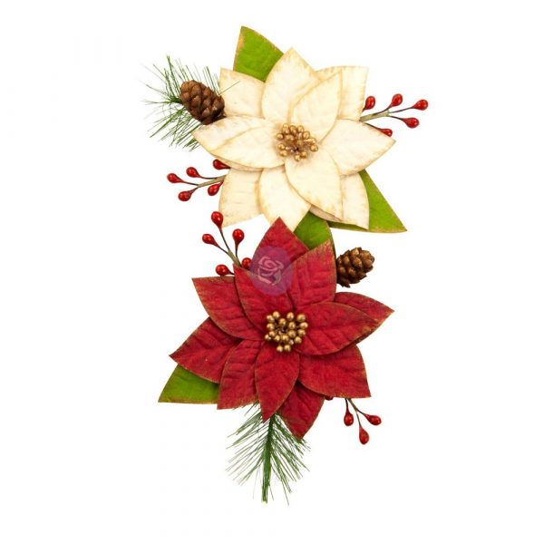 Christmas In The Country Flowers - Sleigh Ride