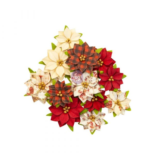 Christmas In The Country Flowers - Sugarplum
